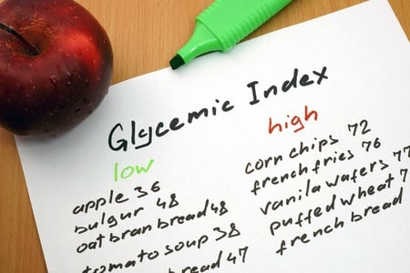 glycemic index, diet, nutrition, food, whoole food, plant based, vegan, paleo,